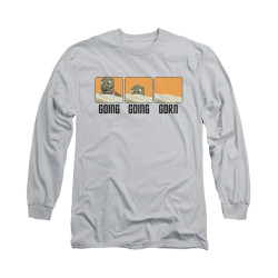 Image for Star Trek Long Sleeve Shirt - Going Going Gorn