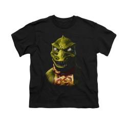 Image for Star Trek Youth T-Shirt - Gorn Bust