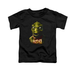 Image for Star Trek Toddler T-Shirt - Gorn Bust