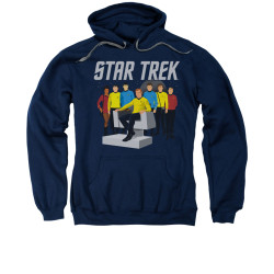 Image for Star Trek Hoodie - Vector Crew