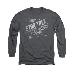 Image for Star Trek Long Sleeve Shirt - Through Space