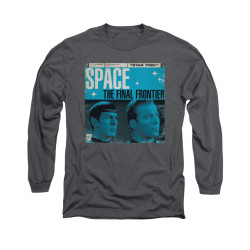 Image for Star Trek Long Sleeve Shirt - Final Frontier Cover