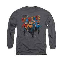 Image for Star Trek Long Sleeve Shirt - Deep Space Thrills