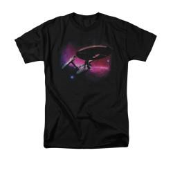 Image for Star Trek T-Shirt - Ship Nebula