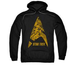 Image for Star Trek Hoodie - Delta Crew