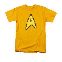 Image for Star Trek T-Shirt - 8 Bit Command