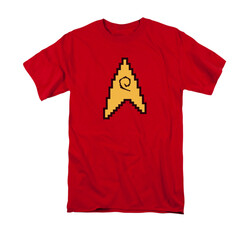Image for Star Trek T-Shirt - 8 Bit Engineering