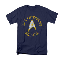 Image for Star Trek T-Shirt - Collegiate