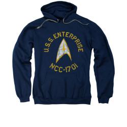 Image for Star Trek Hoodie - Collegiate