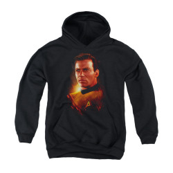 Image for Star Trek Youth Hoodie - Epic Kirk