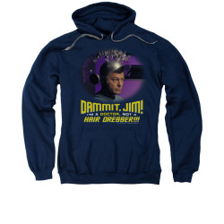 Image for Star Trek Hoodie - I'm a Doctor Not a Hairdresser