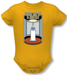 Image for Star Trek Baby Creeper - Beam Me Up A Bottle