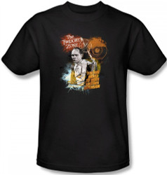 Twilight Zone About to Enter T-Shirt