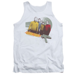 Image for Star Trek Tank Top - Strange New Worlds