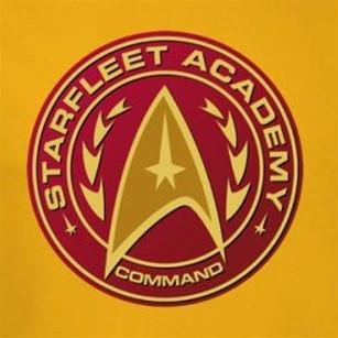 Image for Star Trek T-Shirt - Starfleet Academy Command