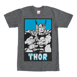 Image for Thor Poster T-Shirt
