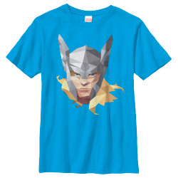 Image for Thor Youth T-Shirt - Geo