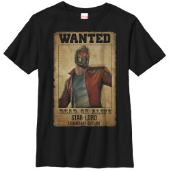 Image for Guardians of the Galaxy Youth T-Shirt - Legendary Outlaw