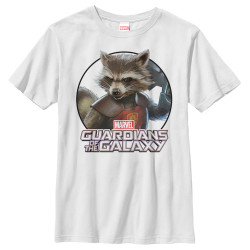 Image for Guardians of the Galaxy Youth T-Shirt - Dangerous Animal