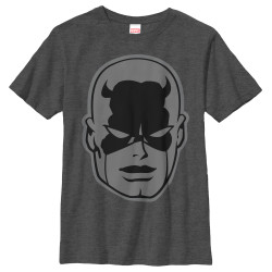 Image for Daredevil Youth T-Shirt - Black
