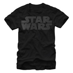 Image for Star Wars Simplest Logo T-Shirt