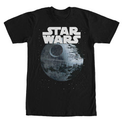 Image for Star Wars the Death Star T-Shirt