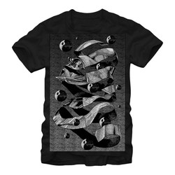Image for Star Wars MC Vader Head T-Shirt