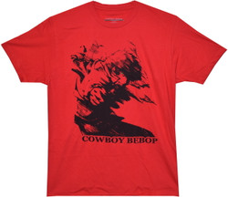 Image for Cowboy Bebop T-Shirt - Spike in Motion