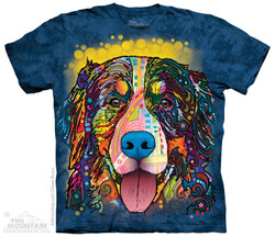 Image for The Mountain T-Shirt - Russo Bernese