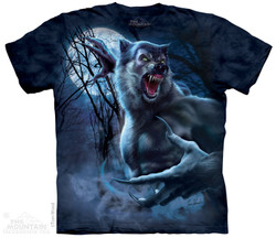 Image for The Mountain T-Shirt - Ripped Werewolf
