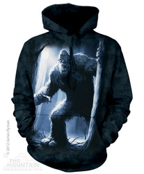 Image for The Mountain Hoodie - Sasquatch