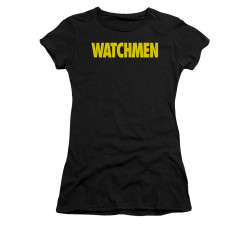 Image for The Watchmen Girls T-Shirt - Logo