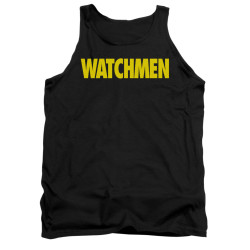 Image for The Watchmen Tank Top - Logo