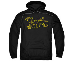 Image for The Watchmen Hoodie - Who Watches?