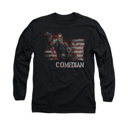 Image for The Watchmen Long Sleeve Shirt - Comedian