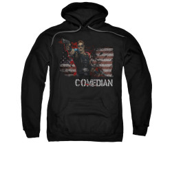 Image for The Watchmen Hoodie - Comedian