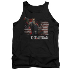 Image for The Watchmen Tank Top - Comedian