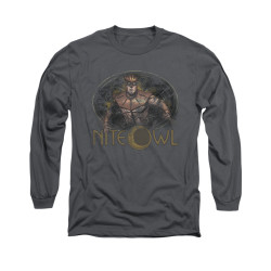 Image for The Watchmen Long Sleeve Shirt - Nite Owl