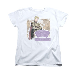 Image for The Watchmen Womans T-Shirt - Ozymandias