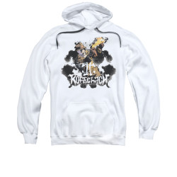 Image for The Watchmen Hoodie - Rorscach