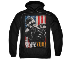 Image for The Watchmen Hoodie - The Comedian Wants You