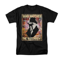 Image for The Watchmen T-Shirt - Who Watches