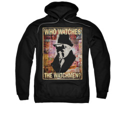 Image for The Watchmen Hoodie - Who Watches