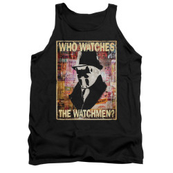 Image for The Watchmen Tank Top - Who Watches
