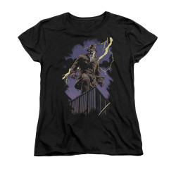 Image for The Watchmen Womans T-Shirt - Rorschach Night