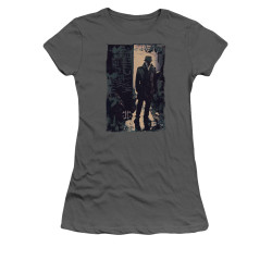 Image for The Watchmen Girls T-Shirt - Light