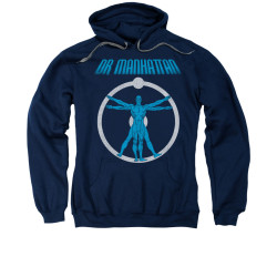Image for The Watchmen Hoodie - Anatomy