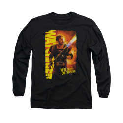 Image for The Watchmen Long Sleeve Shirt - Smoke Em