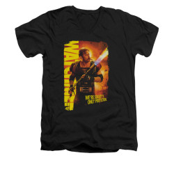 Image for The Watchmen V Neck T-Shirt - Smoke Em