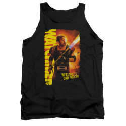 Image for The Watchmen Tank Top - Smoke Em
